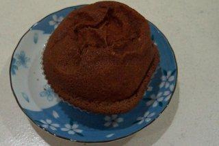 Receta de muffins de café
