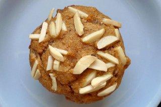 Receta de muffins de calabaza y almendras