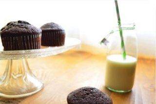 Receta de muffins de chocolate y ron