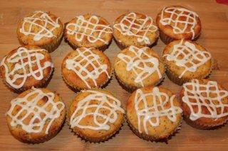 Receta de muffins de limón y semillas de amapola