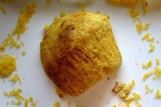 Receta de muffins de queso
