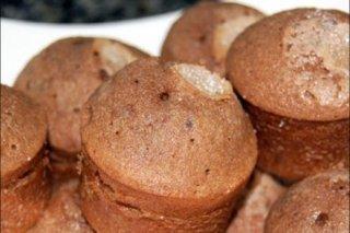 Receta de muffins de colacao