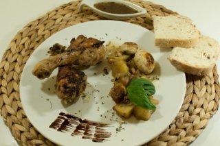 Receta de muslitos de pollo a la cocacola