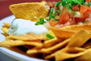 Receta de nachos estilo foster