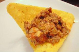 Receta de nachos de maíz y trigo