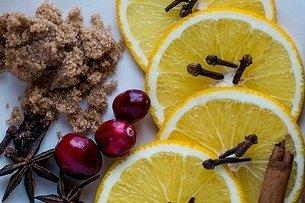 Receta de naranjas maceradas