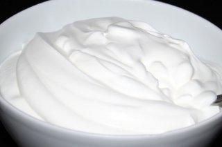 Receta de nata montada casera