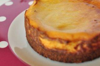 Receta de new york cheesecake