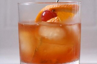 Receta de old fashioned cóctel