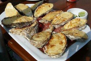 Receta de ostras en san valentín