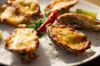Receta de ostras mornay