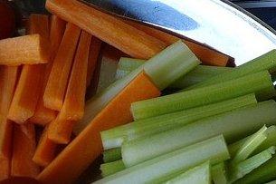Receta de paleta de verduras al pomelo