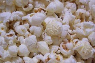 Receta de palomitas de maíz