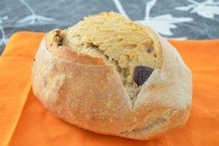 Receta de pan con olivas