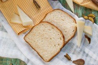 Receta de pan de arroz