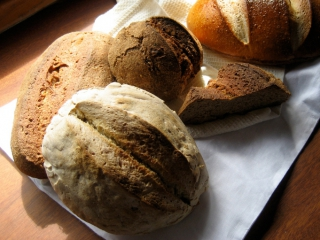 Receta de pan de cebada