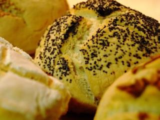 Receta de pan de chía