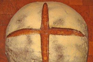 Receta de pan de espelta