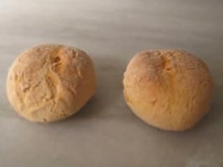 Receta de pan de garbanzo