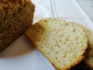 Receta de pan de lino