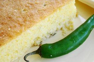 Receta de pan de maíz al chile