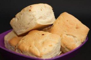 Receta de pan de nata