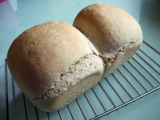 Receta de pan de quinoa