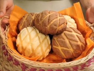 Receta de pan dulce mexicano