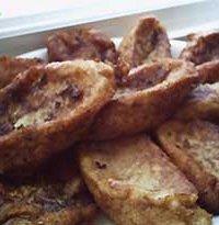 Receta de pan frito