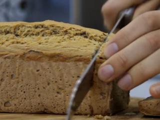 Receta de pan integral sin gluten