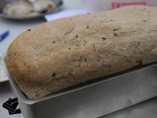 Receta de pan integral