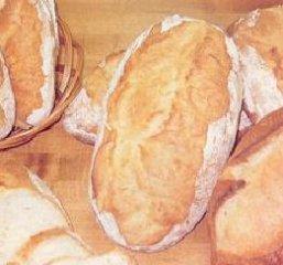 Receta de pan sciocco