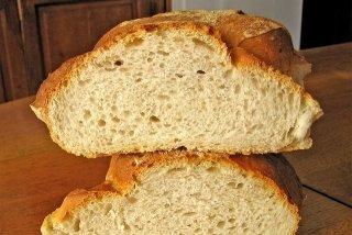 Receta de pan toscano casero