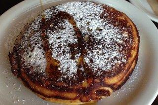 Receta de pancake al horno