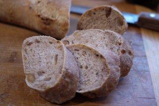 Receta de panecillos con nueces