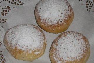 Receta de panes daneses para celíacos