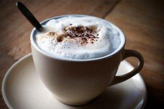 Receta de panna cotta de café