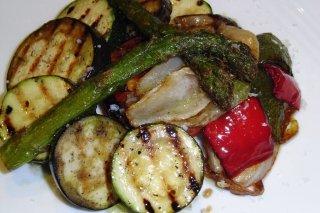 Receta de parrillada de verduras