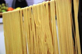 Receta de pasta al huevo sin gluten