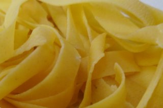 Receta de pasta fresca al huevo