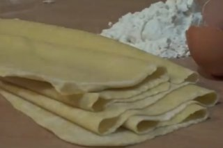 Receta de pasta fresca casera