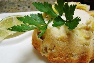 Receta de pastel de alcachofas