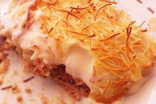 Receta de pastel de carne picada y patatas