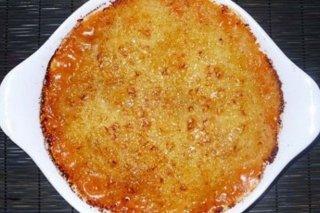 Receta de pastel de carne picada y puré de patata