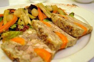 Receta de pastel de carne picada y verduras