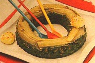 Receta de pastel de carne y verduras