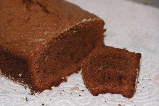 Receta de pastel de chocolate y mango