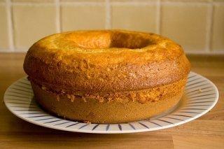Receta de pastel de elote