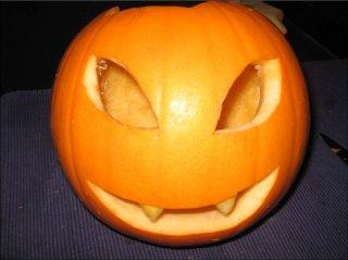 Receta de pastel de halloween