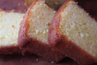 Receta de pastel de limón fácil